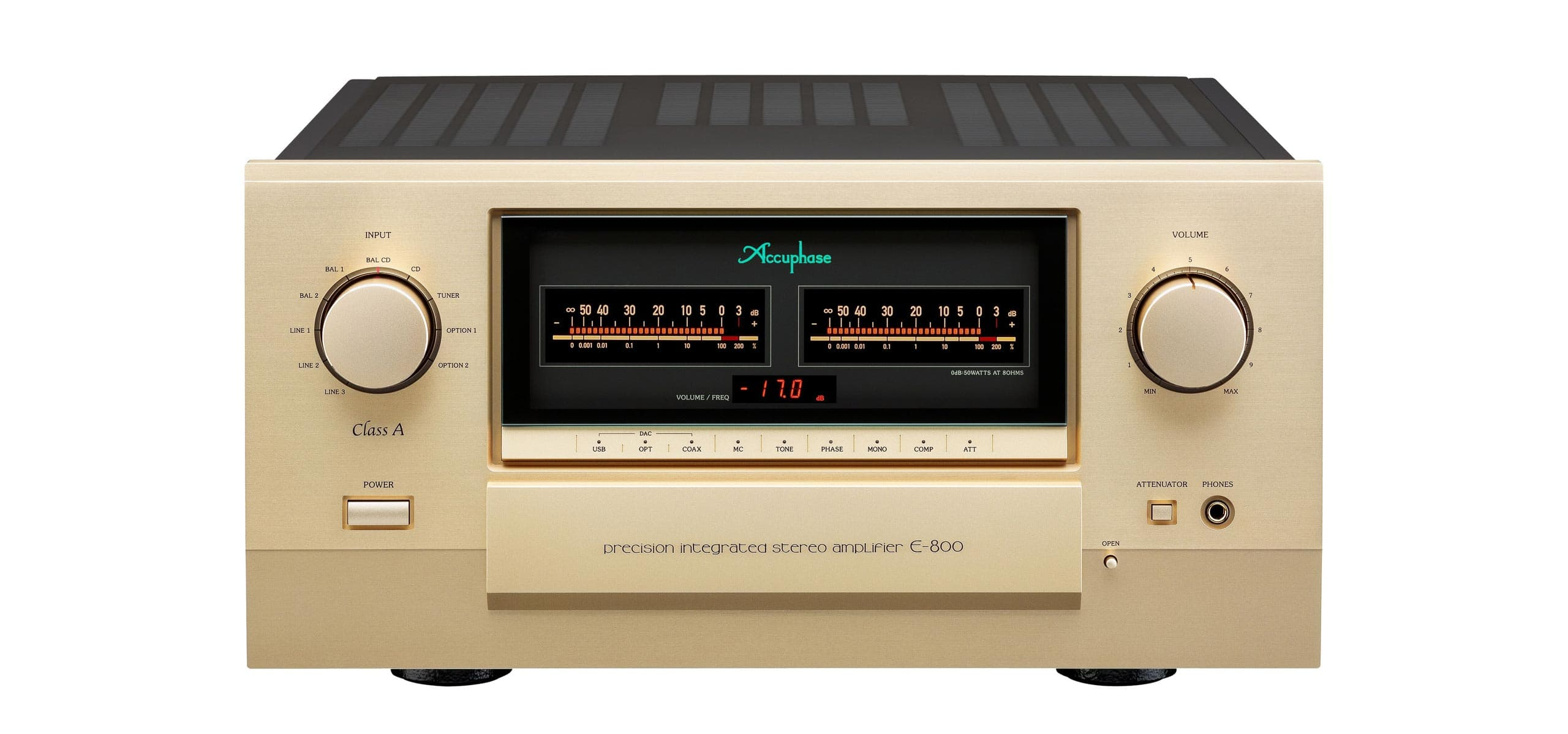 Accuphase amplfier