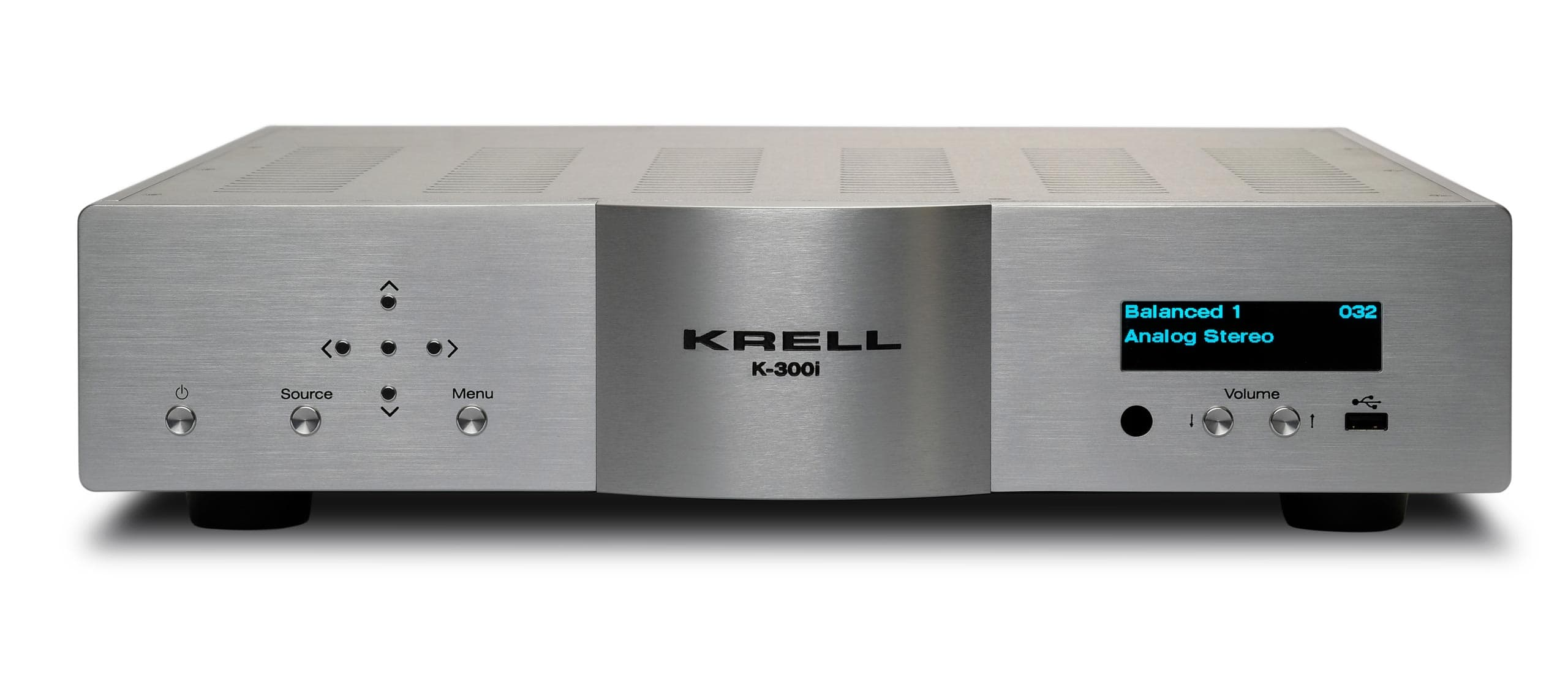 Krell integrated amp/DAC